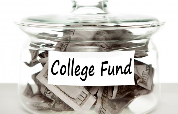 college fund for college food