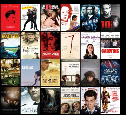 Movies from Quebec